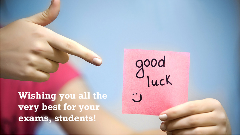 """Image result for good luck final exam"""""""